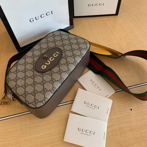 GUCCI crossing body bag Messenger